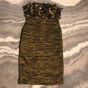 Dresses & Skirts - Olive Strapless Dress